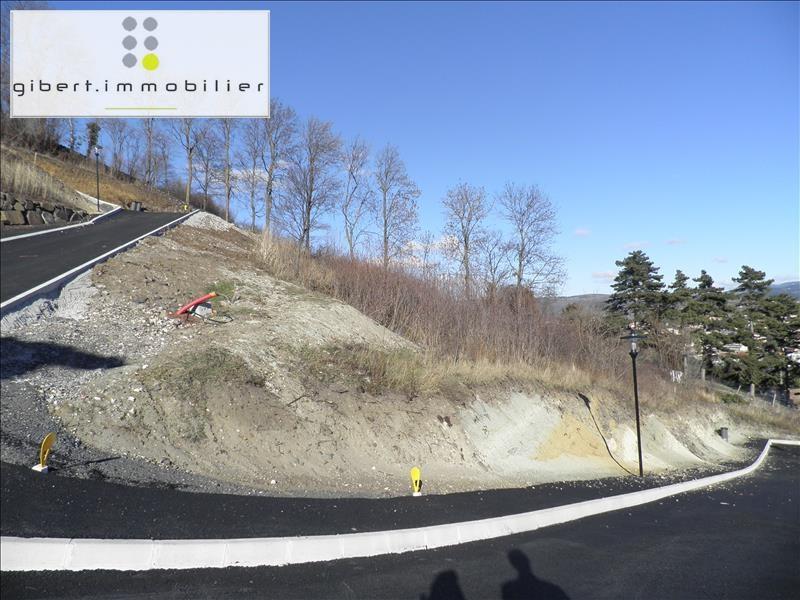 Vente terrain Vals pres le puy 64700€ - Photo 1