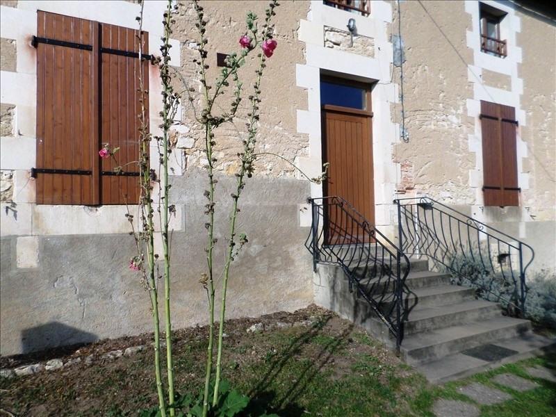 Vente maison / villa Chauvigny 143000€ - Photo 1