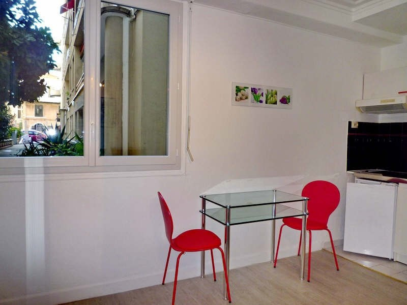 Rental apartment Nice 450€ CC - Picture 3