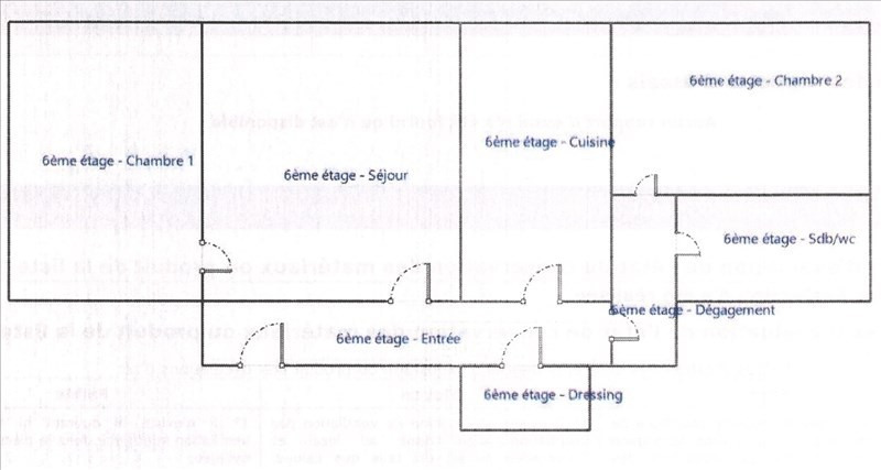 Sale apartment Ivry sur seine 270000€ - Picture 2