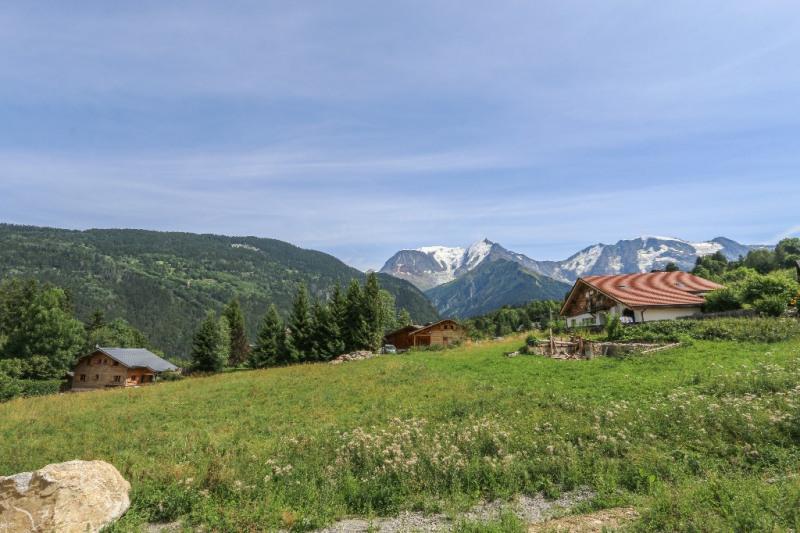 Terrain constructible, 1220 m², Saint Gervais Les Bains