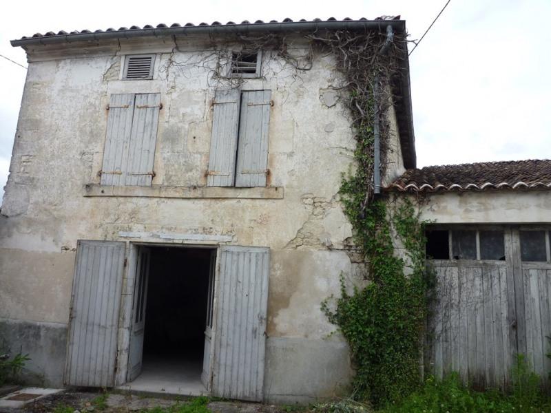 Vente maison / villa Saint fort sur le ne 28400€ - Photo 2