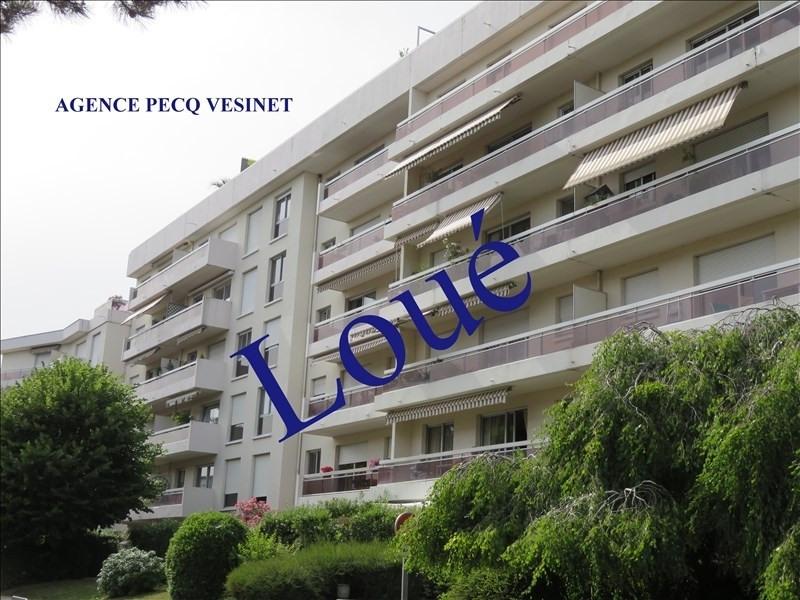 Location appartement Le pecq 1650€ CC - Photo 1
