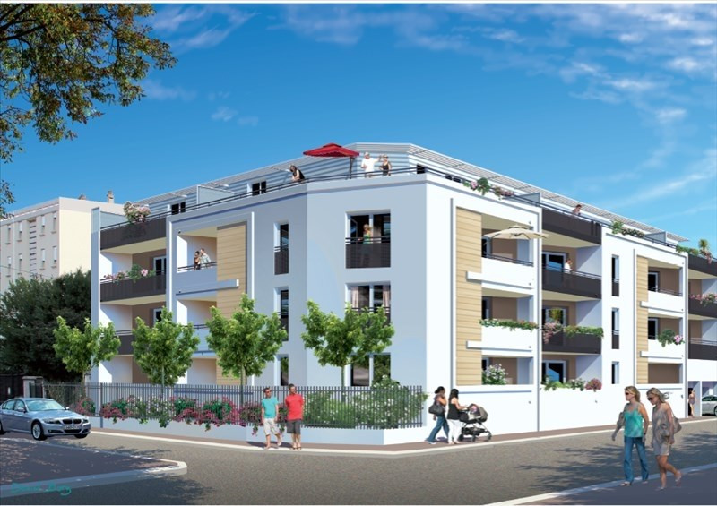 New home sale program Nimes  - Picture 1