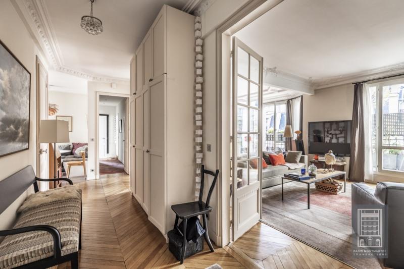 Deluxe sale apartment Paris 18ème 1820000€ - Picture 13