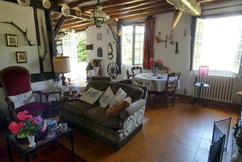 Sale house / villa Conches en ouche 137 500€ - Picture 5