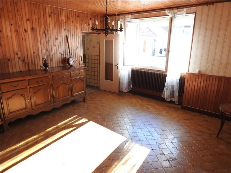 Vente maison / villa Secteur montigny s/aube 55000€ - Photo 7