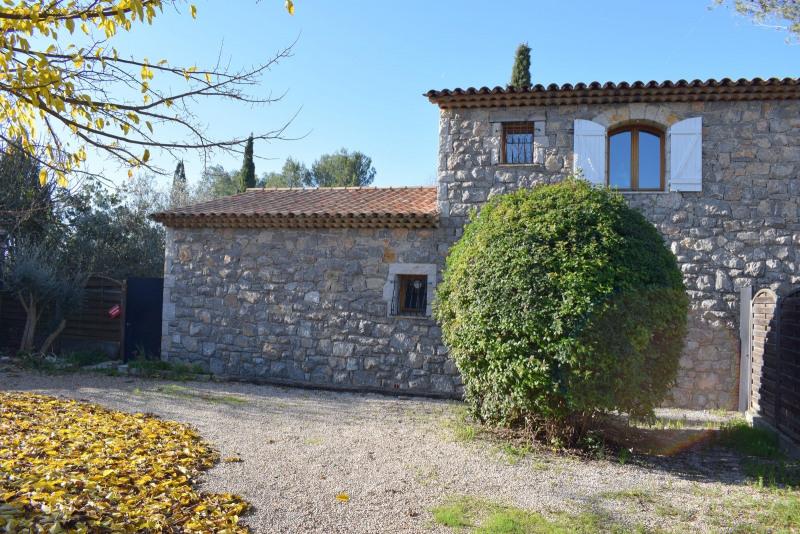Immobile residenziali di prestigio casa Fayence 680000€ - Fotografia 28