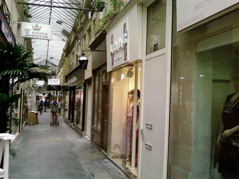 Location local commercial Paris 2ème 1500€ HT/HC - Photo 3