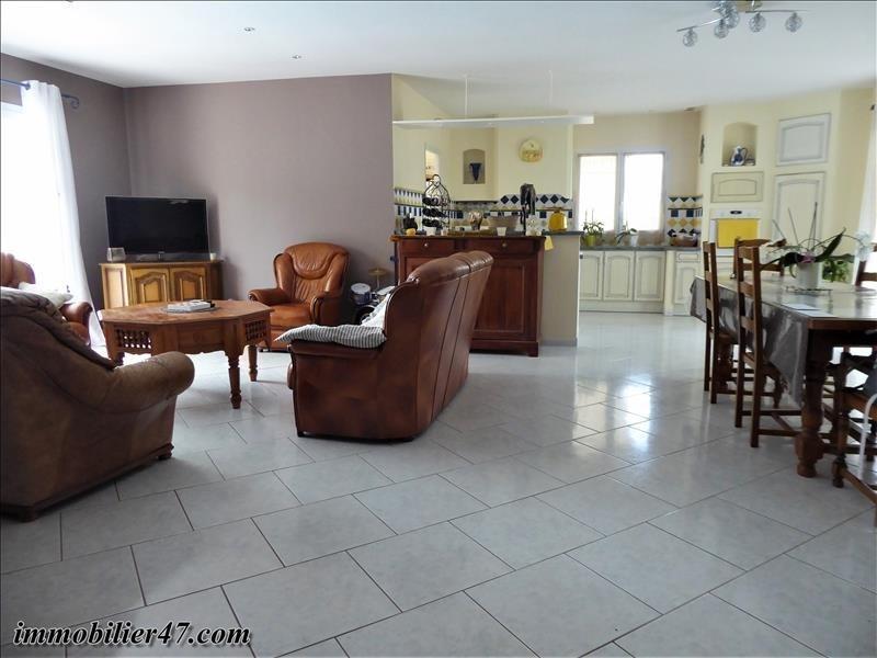Vente maison / villa Ste livrade sur lot 318000€ - Photo 4