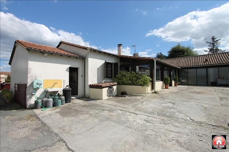 Vente maison / villa St germain et mons 175000€ - Photo 7