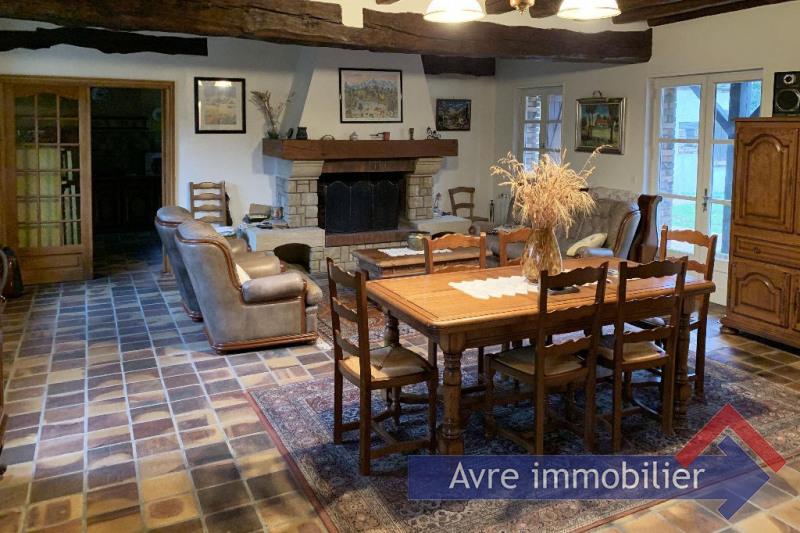 Vente maison / villa Verneuil d'avre et d'iton 237000€ - Photo 2