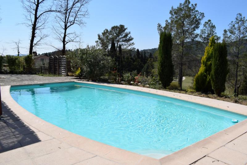 Deluxe sale house / villa Fayence 560000€ - Picture 2