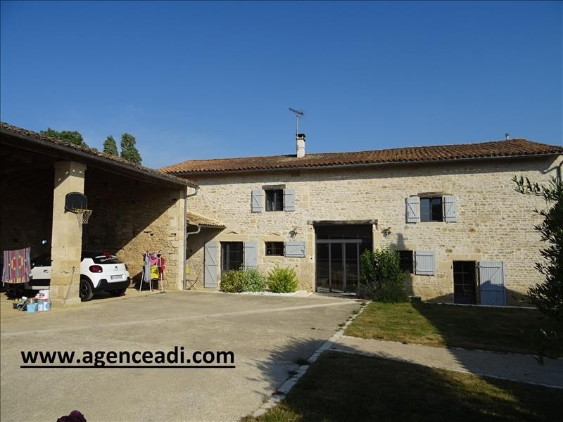 Vente maison / villa La creche 310000€ - Photo 1