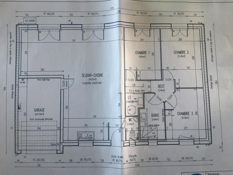 Sale house / villa Moult 204500€ - Picture 9