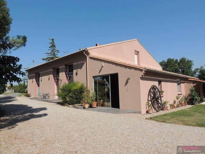 Vente de prestige maison / villa Villefranche de lauragais 620000€ - Photo 1