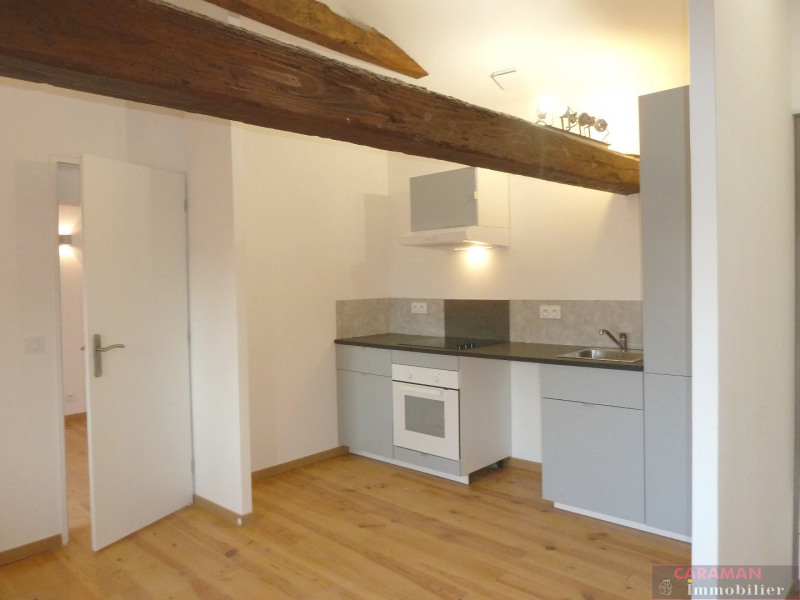 Rental apartment Caraman 490€ CC - Picture 2