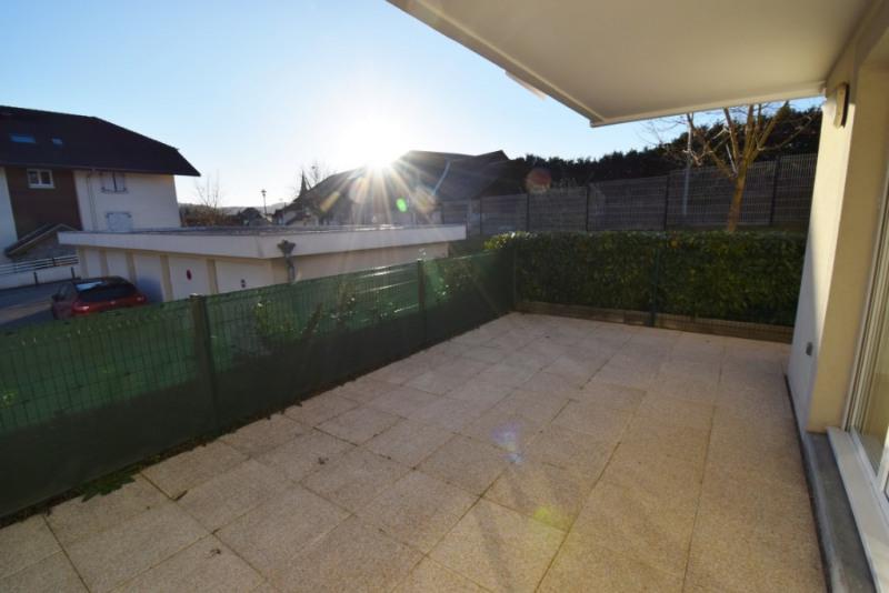 Sale apartment La balme de sillingy 275000€ - Picture 10