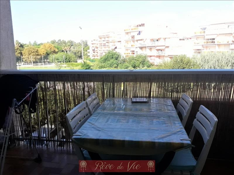 Investment property apartment Le lavandou 105 000€ - Picture 3