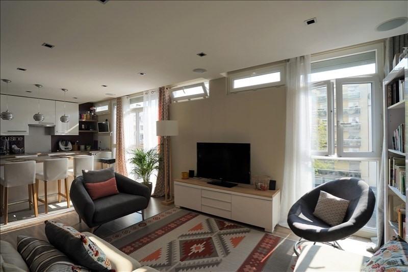 Verkoop  appartement Bois colombes 496800€ - Foto 2