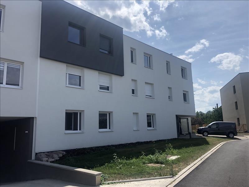 Location appartement Illkirch graffenstaden 505€ CC - Photo 1