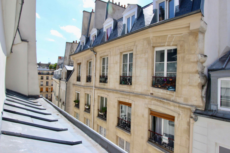 Vendita appartamento Paris 4ème 259000€ - Fotografia 2