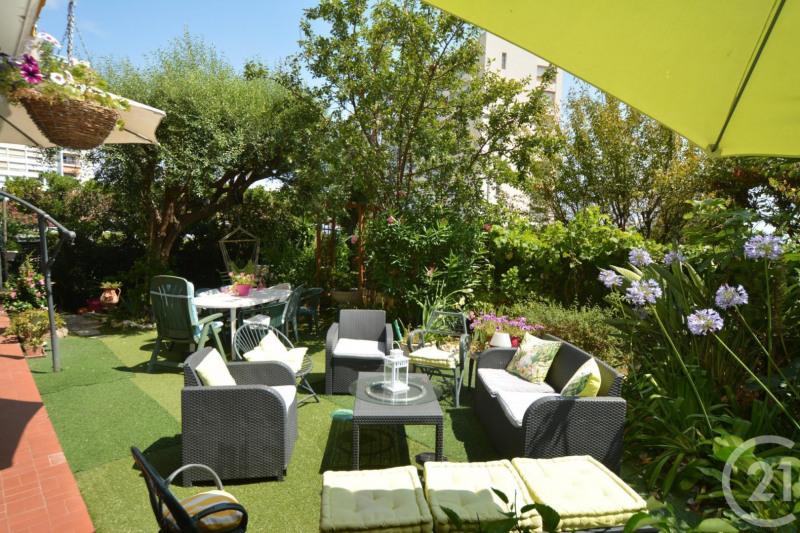 Verkoop  appartement Antibes 397500€ - Foto 1
