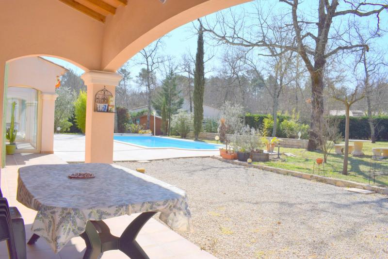 Vente maison / villa Fayence 593000€ - Photo 8