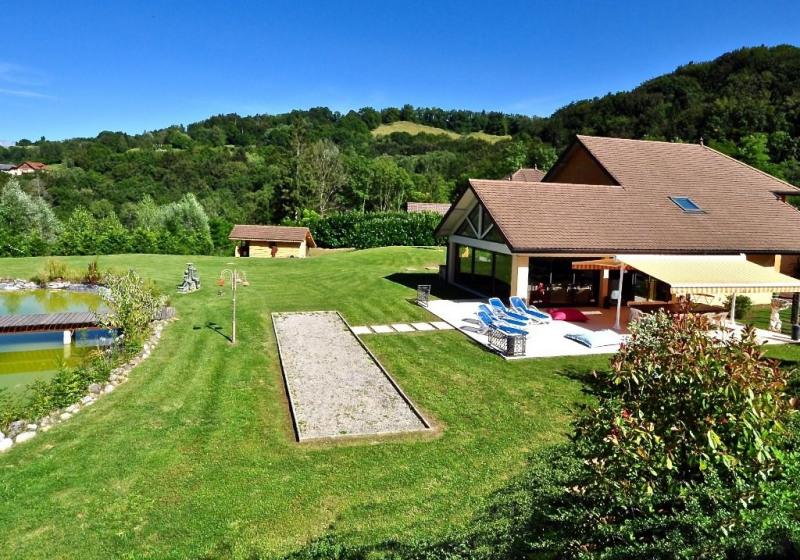 Deluxe sale house / villa Annecy sud 1280000€ - Picture 1