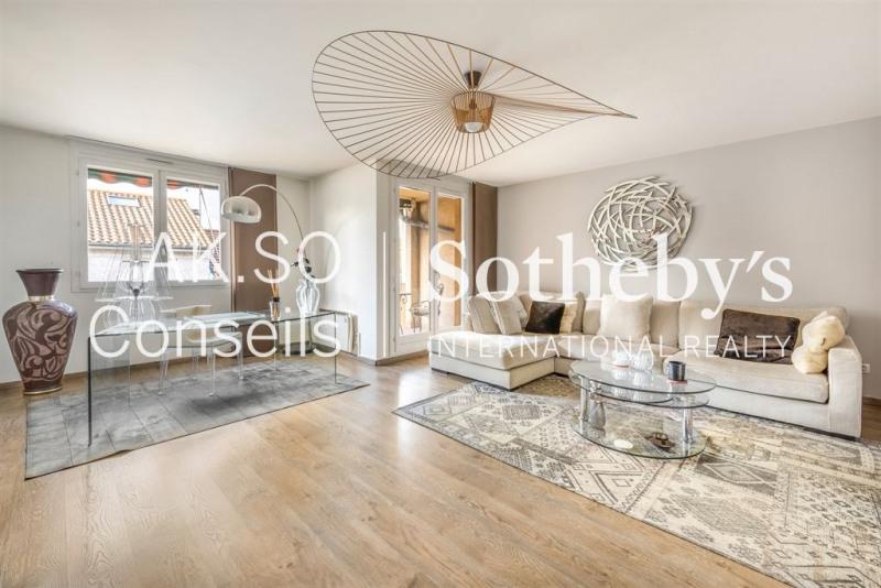 Vente de prestige appartement Lyon 8ème 635000€ - Photo 1
