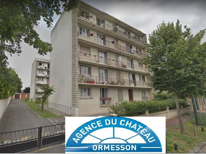 Sale apartment St maur des fosses 250 000€ - Picture 1