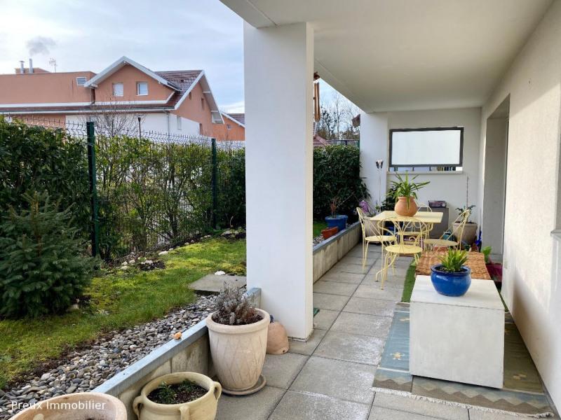 Sale apartment Poisy 316000€ - Picture 4