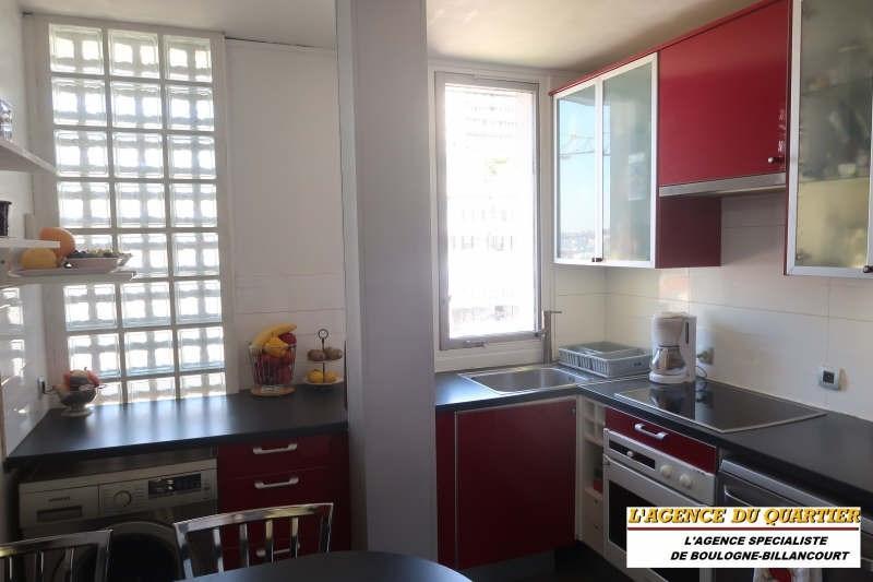 Venta  apartamento Boulogne billancourt 735000€ - Fotografía 5