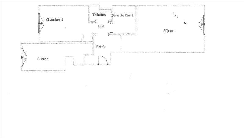 Vente appartement St mande 460000€ - Photo 1
