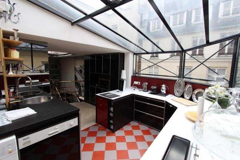 Rental private mansion Paris 6ème 6500€ CC - Picture 12