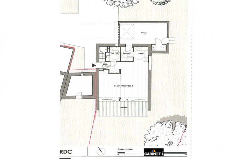 Vente maison / villa Vigneux de bretagne 399652€ - Photo 8