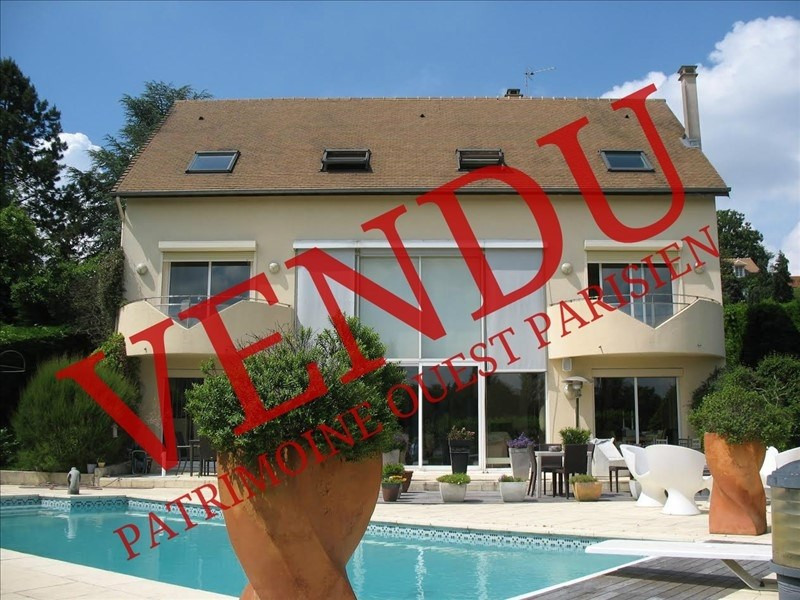Deluxe sale house / villa Chambourcy 1 150 000€ - Picture 1