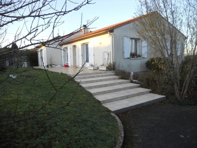 Vente maison / villa Villiers en plaine 195000€ - Photo 1