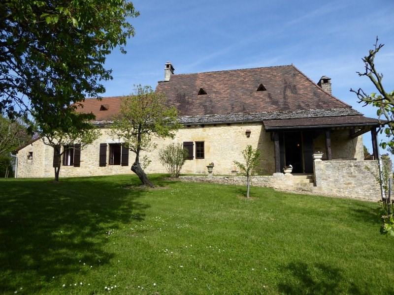 Sale house / villa La bachellerie 319500€ - Picture 1
