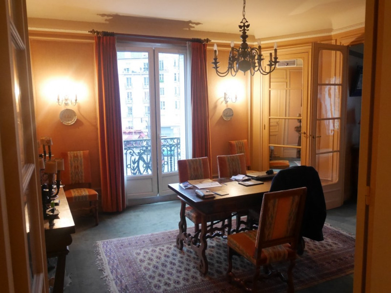 Deluxe sale apartment Paris 17ème 1 560 000€ - Picture 5
