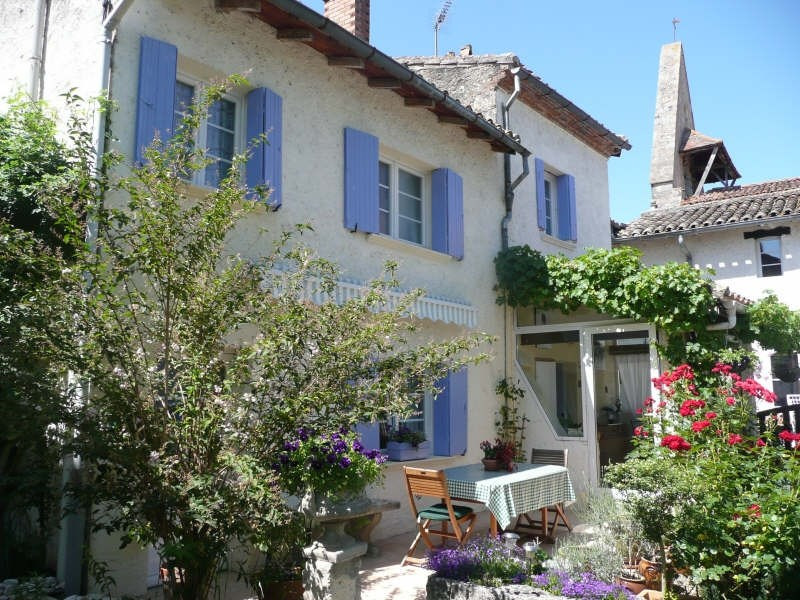 Vente maison / villa Miradoux 264950€ - Photo 2
