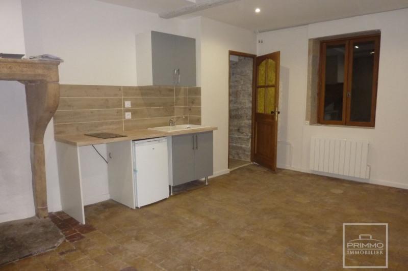 Rental apartment St didier au mont d'or 495€ CC - Picture 1