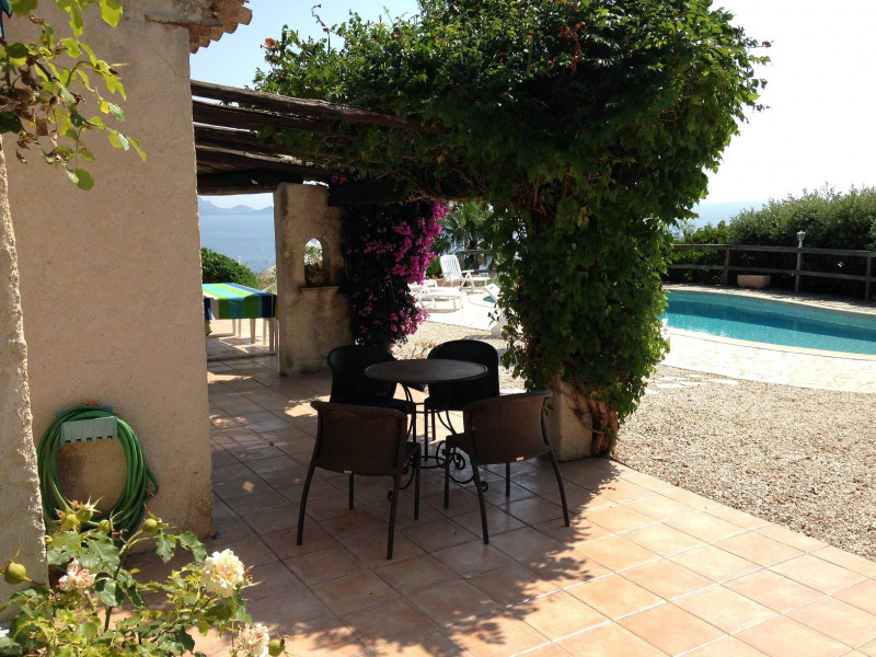 Vacation rental house / villa Les issambres 1500€ - Picture 16