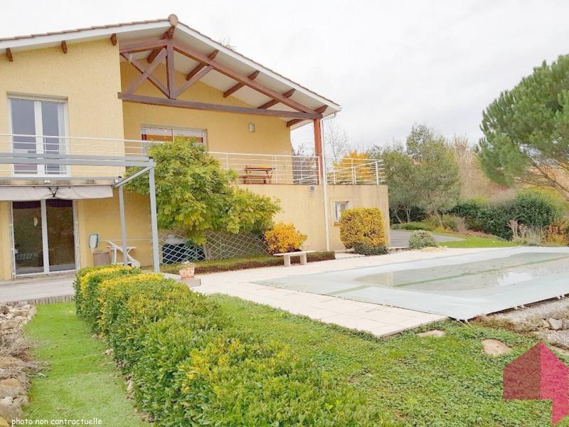 Vente maison / villa Ayguesvives 395000€ - Photo 1