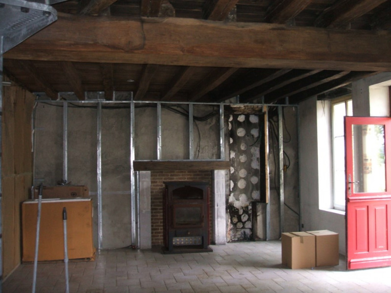 Vente maison / villa Besse sur braye 90000€ - Photo 3