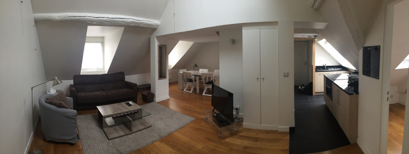 Rental apartment Paris 9ème 2995€ CC - Picture 1