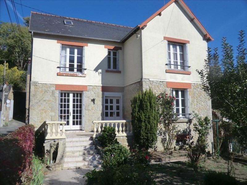 Sale house / villa Fougeres 124800€ - Picture 1