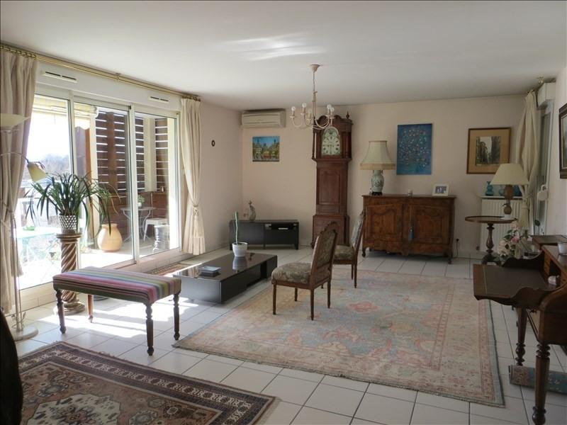 Verkoop van prestige  appartement Ste foy les lyon 560000€ - Foto 2
