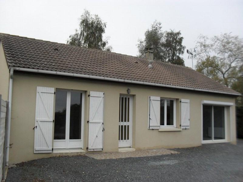 Location maison / villa Graignes-mesnil-angot 530€ CC - Photo 1