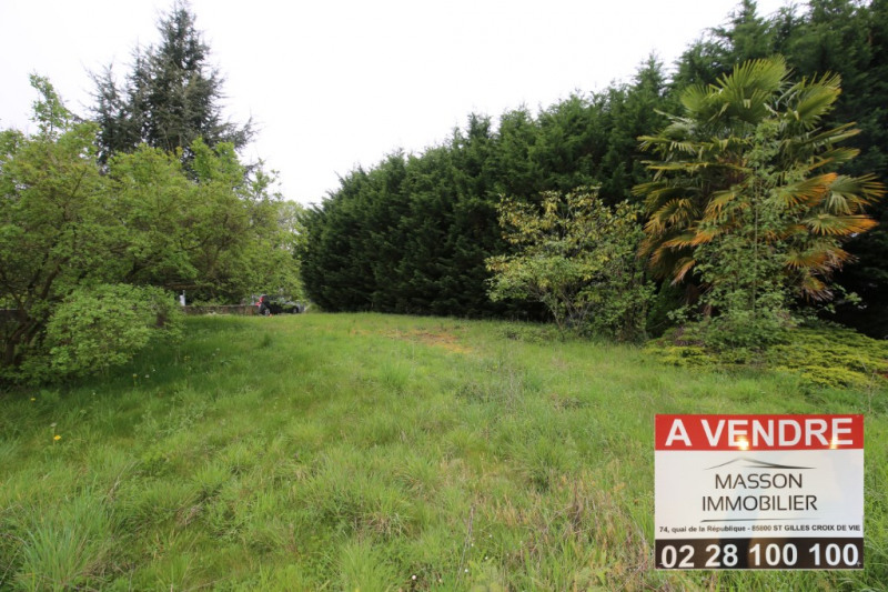 Vente terrain Commequiers 58 200€ - Photo 1